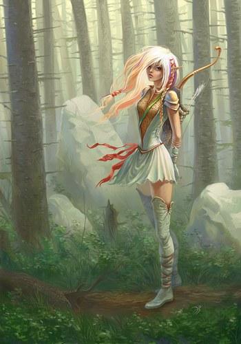 Les Elfes dans Legendes et Mythes hhs5algl